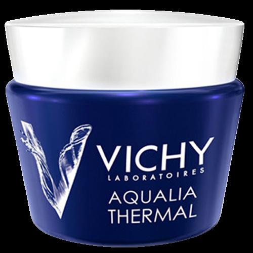 Vichy Aqualia Thermal Night Spa Intenzívna nočná starostlivosť proti známkam únavy 75ml