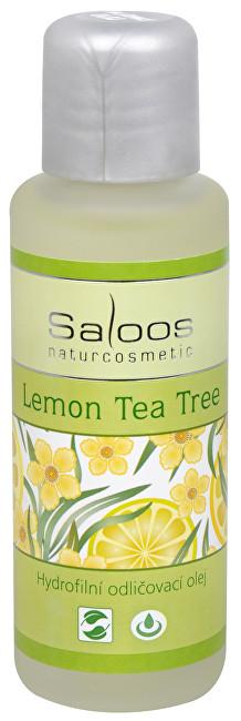 Saloos Hydrofilný odličovací olej - Lemon - Tea tree 50ml